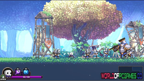 Skul The Hero Slayer Descarga gratuita de juego de PC por Worldofpcgames.co