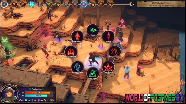 The Dark Crystal Age of Resistance Tactics Free Download PC Game By Worldofpcgames.co