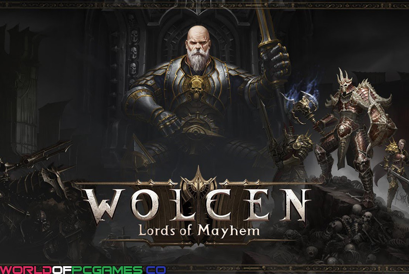 Wolcen Lords of Mayhem Free Download By Worldofpcgames