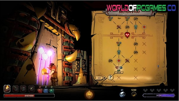 Curse of the Dead Gods Free Download PC Game By Worldofpcgames.co