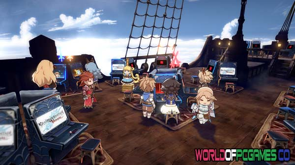 Granblue Fantasy Versus Por Worldofpcgames.co
