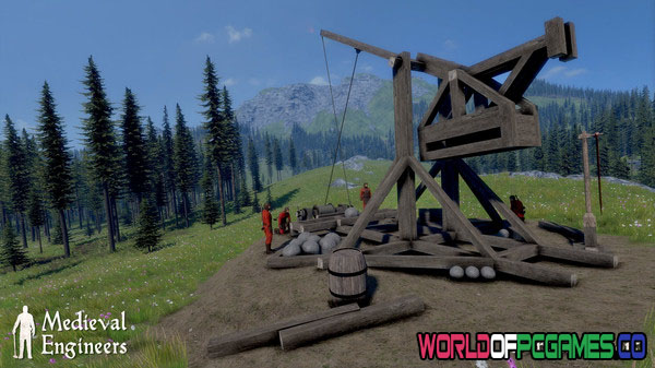 Ingenieros medievales por Worldofpcgames.co
