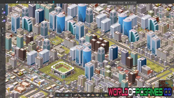 Plan de ciudad inteligente por Worldofpcgames.co