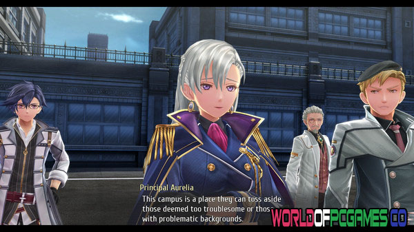 The Legend of Heroes Trails of Cold Steel III By Worldofpcgames.co