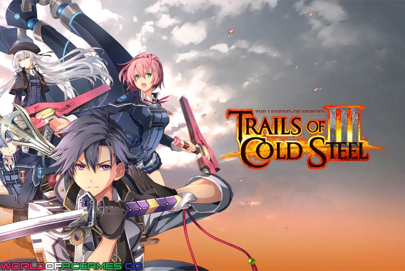 The Legend of Heroes Trails of Cold Steel III Free Download By Worldofpcgames