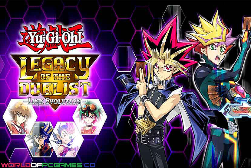 Yu Gi Oh Legacy of the Duelist Link Evolution Free Download By Worldofpcgames