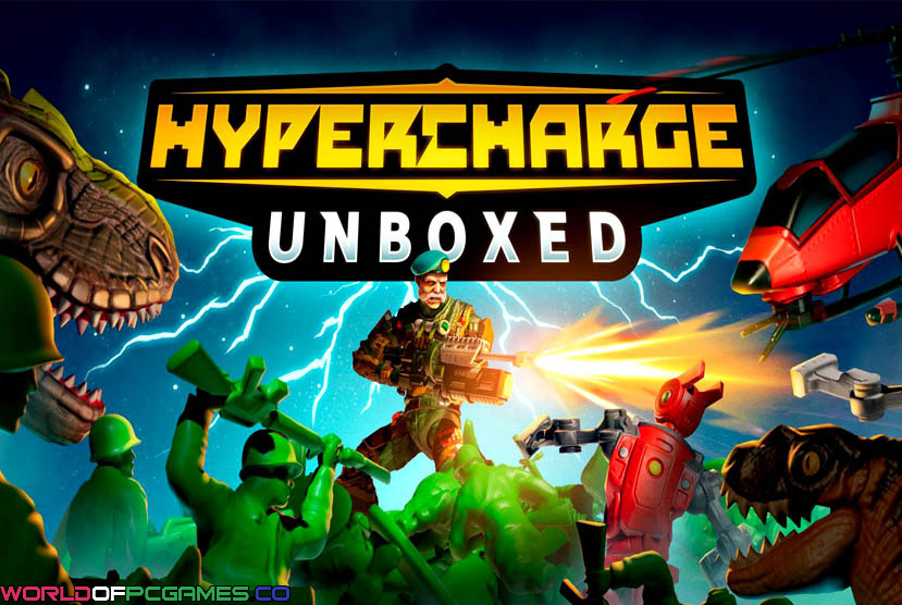 HYPERCHARGE Unboxed Free Download By Worldofpcgames