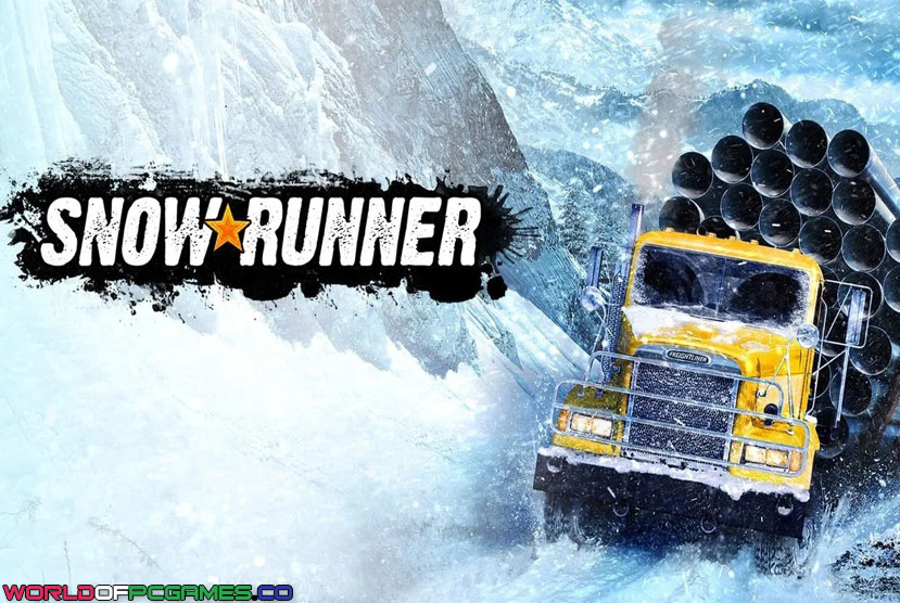 SnowRunner Free Download By Worldofpcgames
