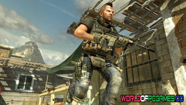 Call of Duty Modern Warfare 2 Campaign Remastered Free Download PC Game By Worldofpcgames.co