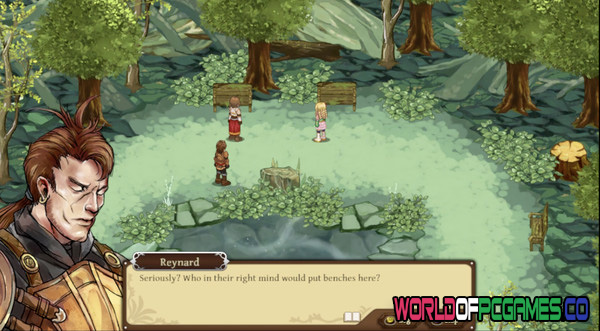 Celestian Tales Realms Beyond Free Download PC Game By Worldofpcgames.co