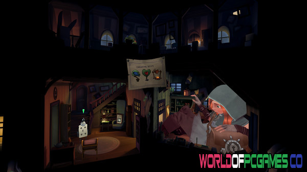 Down The Rabbit Hole Free Download PC Game By Worldofpcgames.co