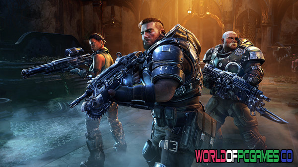 Gears Tactics Free Download PC Game By Worldofpcgames.co