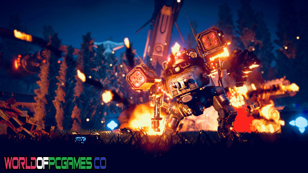 Gene Rain Free Download PC Game By Worldofpcgames.co