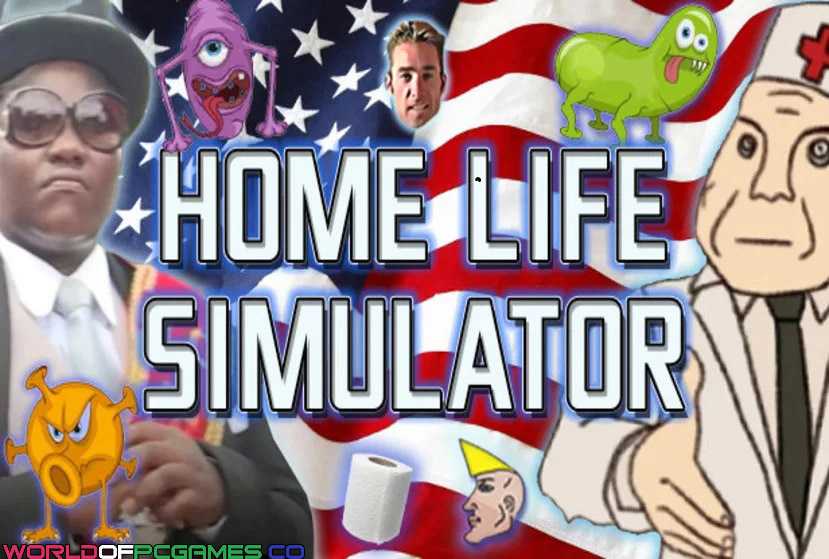 Home Life Simulator Free Download By Worldofpcgames