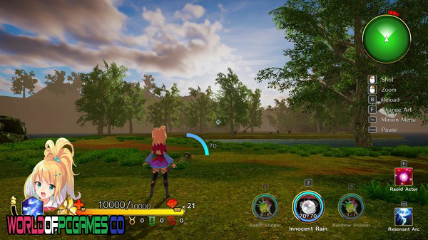 Machina of the Planet Tree Unity Unions Free Download PC Game By Worldofpcgames.co