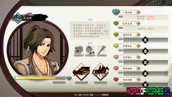 Path Of Wuxia Free Download PC Game By Worldofpcgames.co