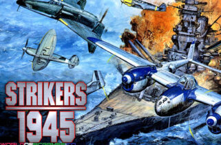 STRIKERS 1945 Free Download By Worldofpcgames
