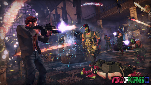 Saints Row The Third Remastered Free Download PC Game By Worldofpcgames.co