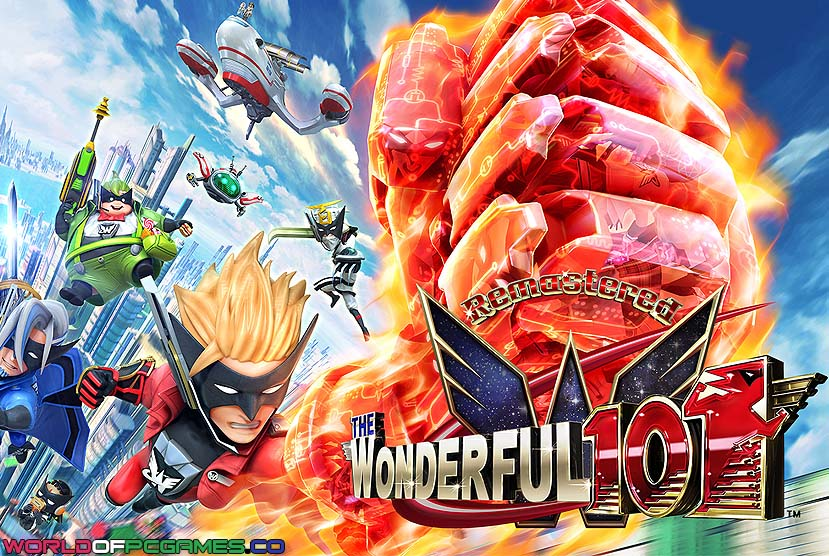 The Wonderful 101 Remastered Free Download By Worldofpcgames