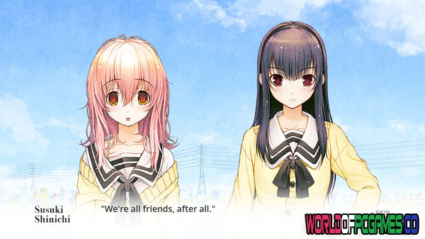 You And Me And Her A Love Story Free Download PC Game By Worldofpcgames.co
