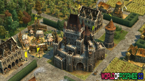 Anno 1404 History Edition Download PC Game By Worldofpcgames.co