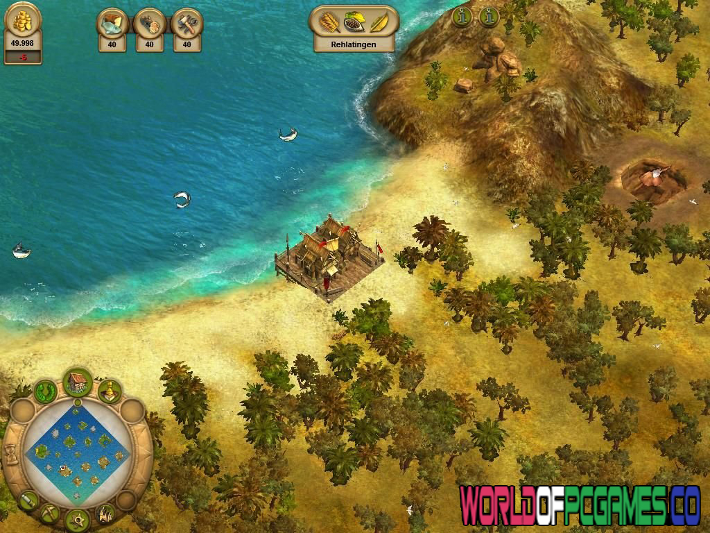 Anno 1701 History Edition Download PC Game By Worldofpcgames.co