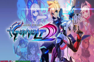 Azure Striker Gunvolt 2 Free Download By Worldofpcgames