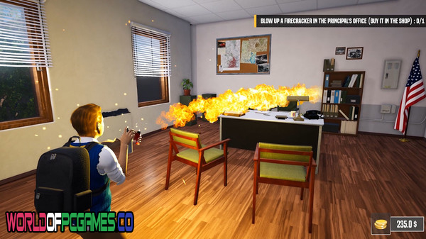 Bad Guys at School Free Download PC Game By Worldofpcgames.co