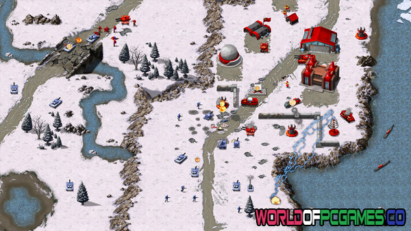 Command & Conquer Remastered Collection Free Download PC Game By Worldofpcgames.co