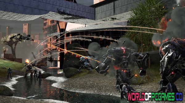 Disintegration Free Download PC Game By Worldofpcgames.co