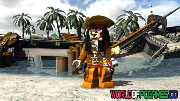 LEGO Pirates of the Caribbean The Video Game Free Download PC Game By Worldofpcgames.co