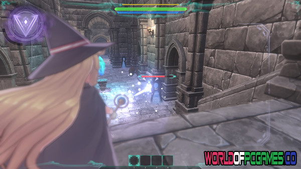 Little Witch Nobeta Free Download PC Game By Worldofpcgames.co