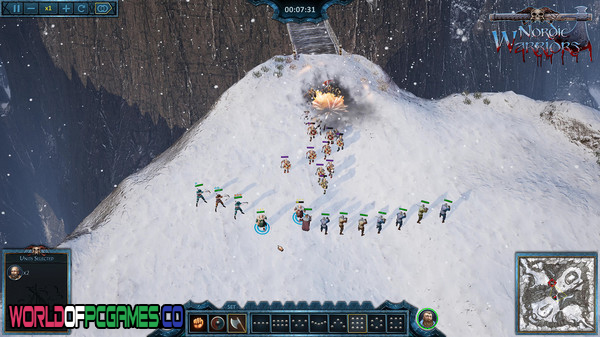 Nordic Warriors Free Download PC Game By Worldofpcgames.co