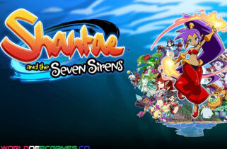 Shantae and the Seven Sirens Free Download By Worldofpcgames