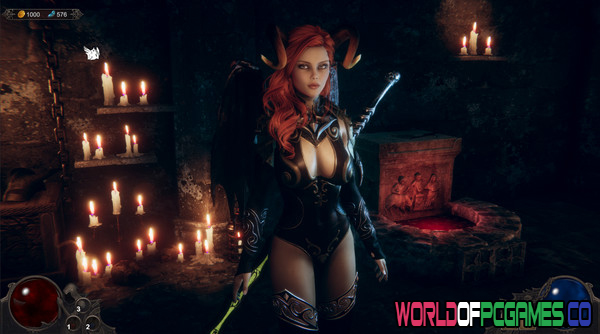 She Will Punish Them Free Download PC Game By Worldofpcgames.co