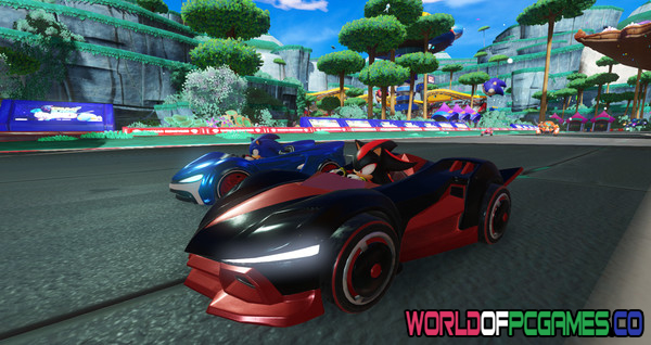 Team Sonic Racing Free Download PC Game By Worldofpcgames.co