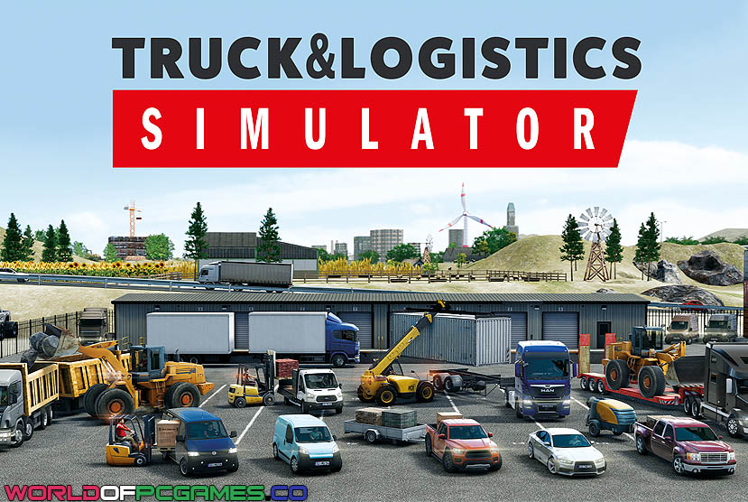 Truck and Logistics Simulator Free Download By Worldofpcgames