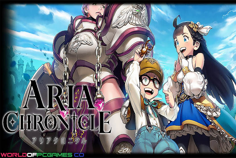 ARIA CHRONICLE Free Download By Worldofpcgames