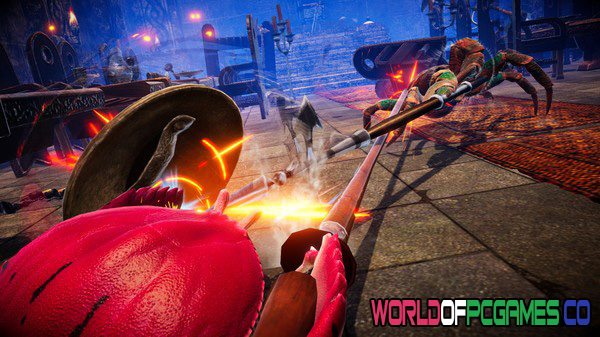 Fight Crab Download PC Game By Worldofpcgames.co