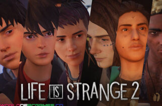 Life is Strange 2 Free Download By Worldofpcgames