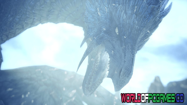 Monster Hunter World Iceborne Download PC Game By Worldofpcgames.co