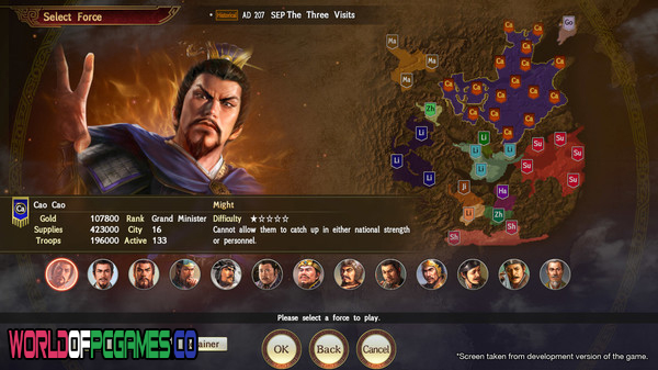 ROMANCE OF THE THREE KINGDOMS XIV Download PC Game By Worldofpcgames.co