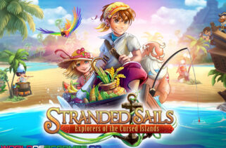 Stranded Sails Explorers of the Cursed Islands Free Download By Worldofpcgames