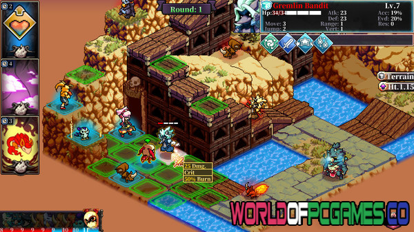 Fae Tactics Download PC Game By Worldofpcgames.co