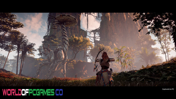 Horizon Zero Dawn Complete Edition Download PC Game By Worldofpcgames.co