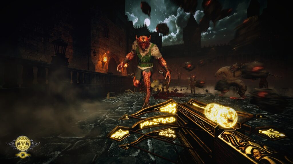Crossbow Bloodnight Free Download By WorldofPcgames