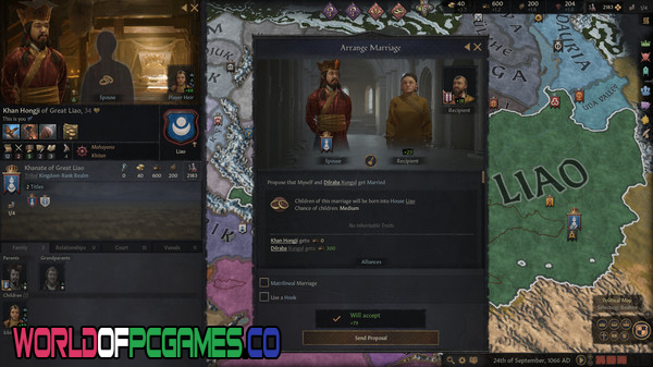 Crusader Kings III Download PC Game By Worldofpcgames.co