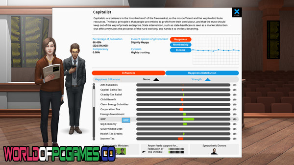 Democracy 4 Download PC Game By Worldofpcgames.co