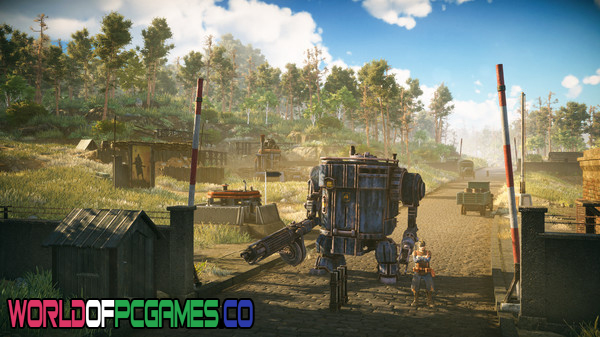 Iron Harvest Download PC Game By Worldofpcgames.co