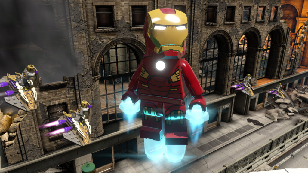 Lego Marvel's Avengers Free Download By WorldofPcgames